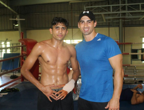 Dheeraj Gets Back To Training  In Bid To Make It Big In The World Championship