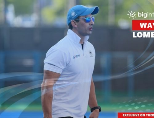 Interview with Wayne Lombard: Scientific coach of the Indian senior women's hockey team
