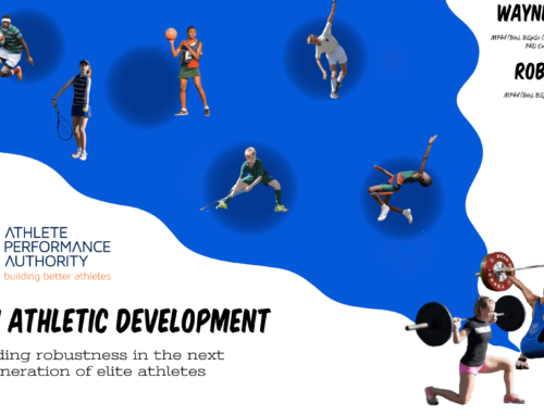 Youth Athletic Development: Building robustness in the next generation of elite athletes